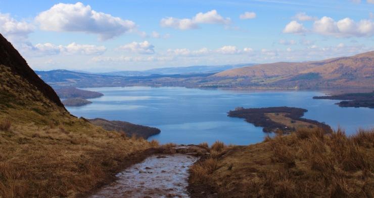 Conic Hill, Loch Lomond